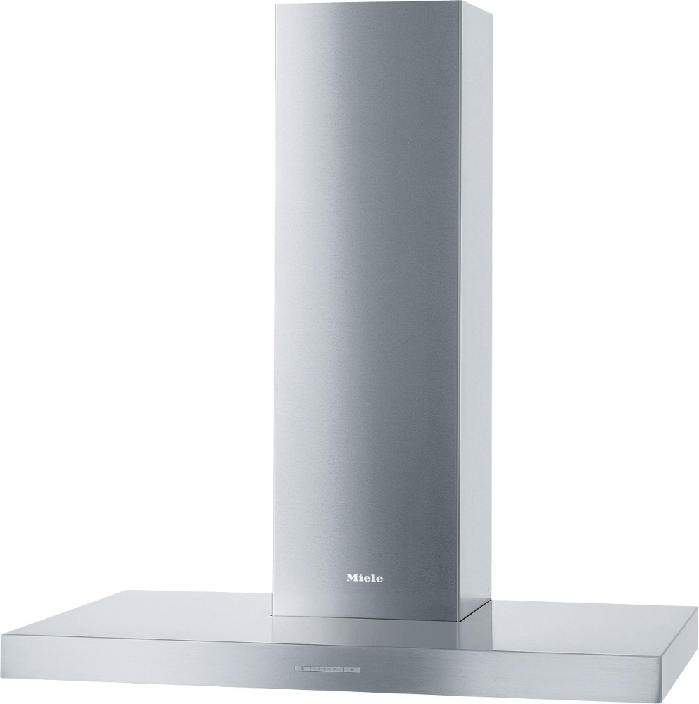 Miele DAPUR98W Stainless Steel 90cm Chimney Hood
