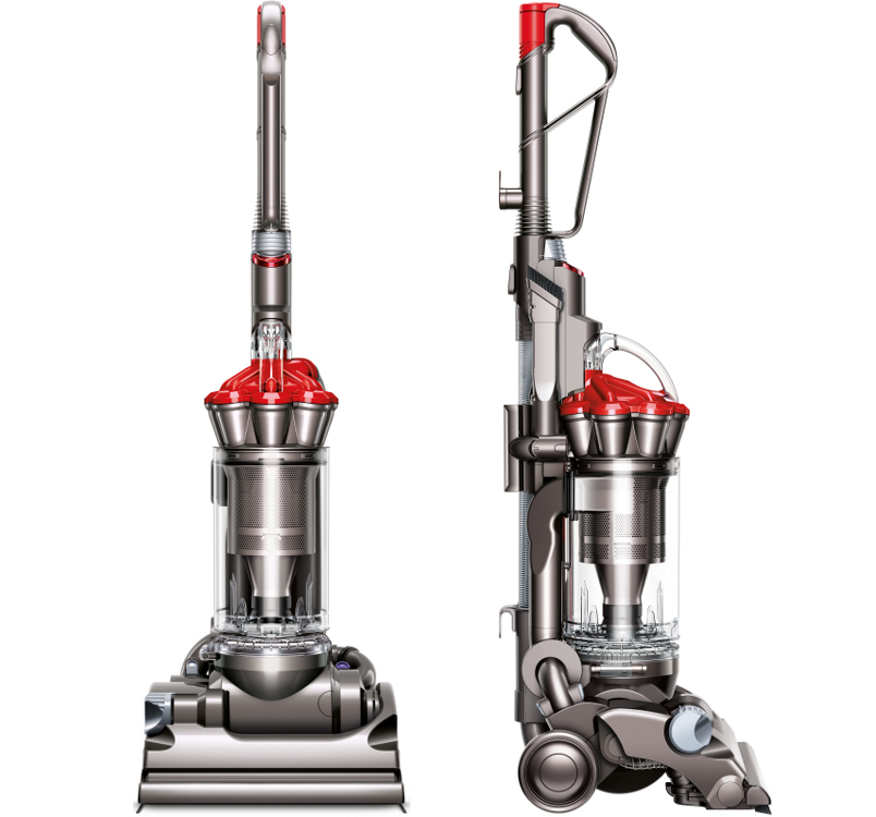 Buy Dyson Dc33i Upright Vacuum Cleaner Red Amp Steel