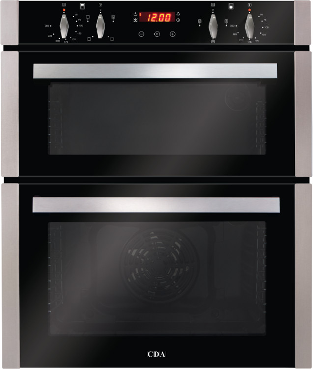 CDA DC740SS Double Built Under Electric Oven