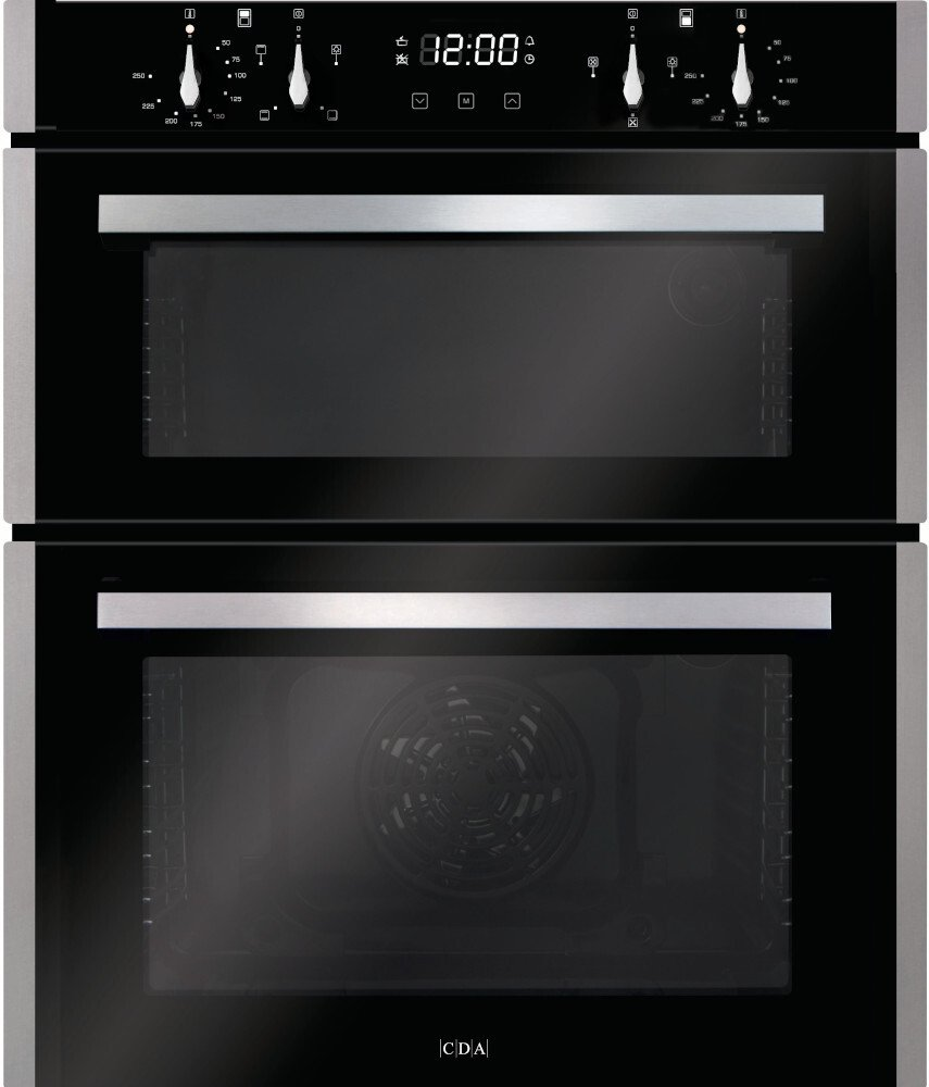 CDA DC741SS Double Built Under Electric Oven