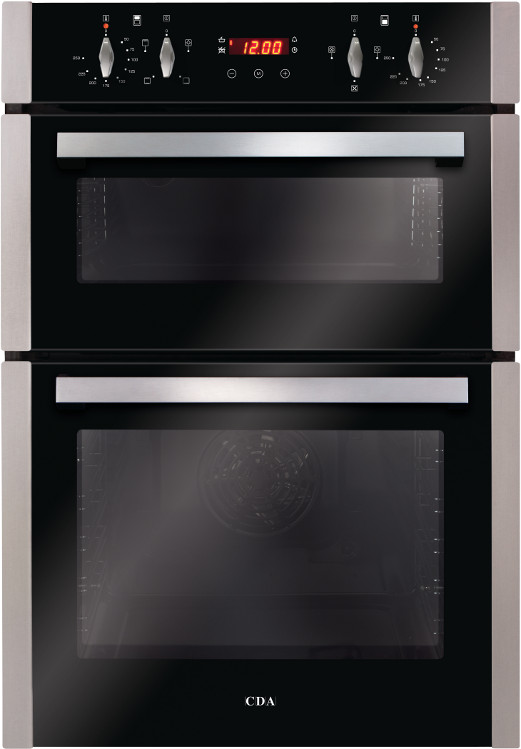 CDA DC940SS Double Built In Electric Oven