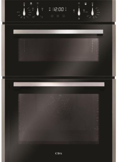 CDA DC941SS Double Built In Electric Oven