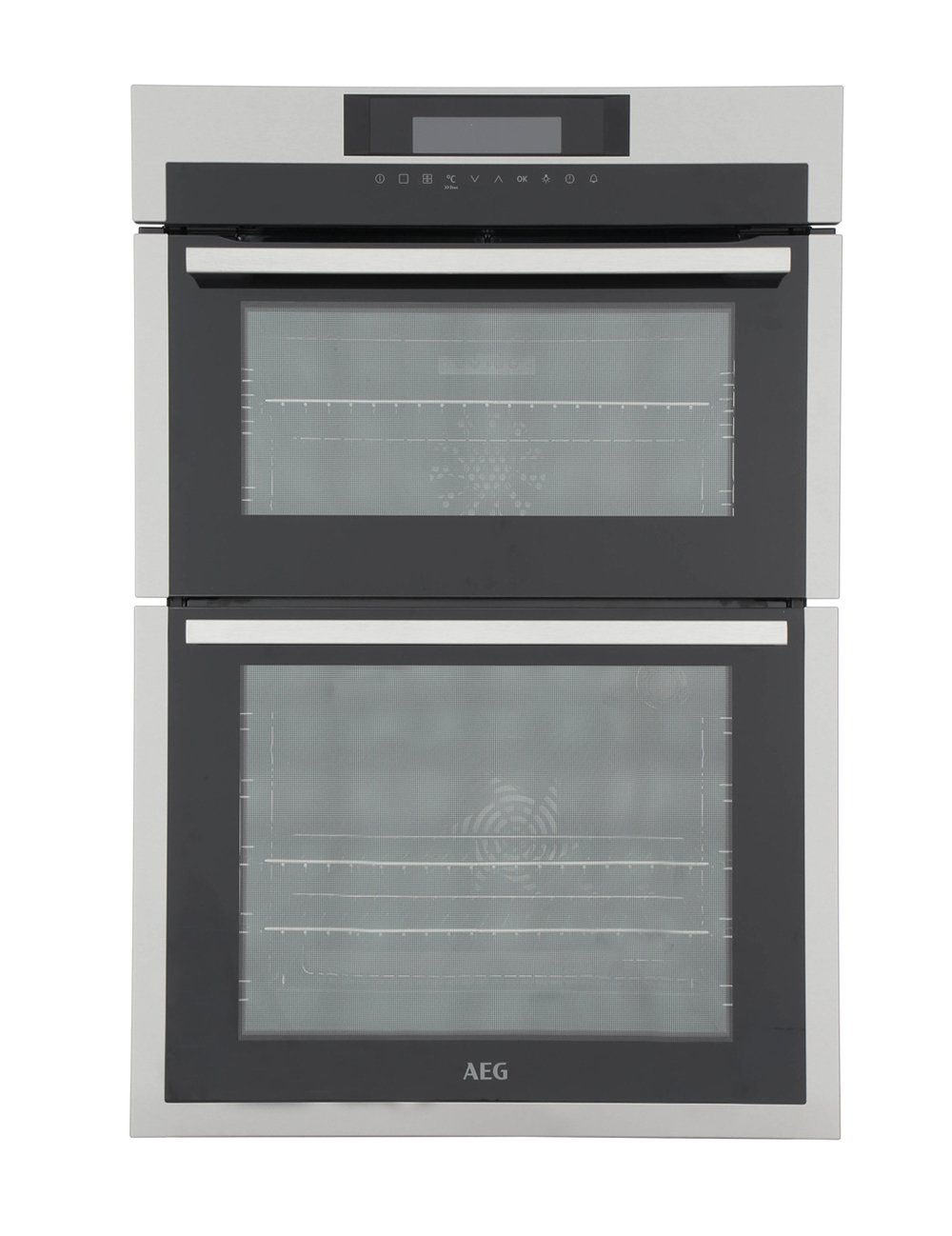 AEG DCE731110M SurroundCook Double Built In Electric Oven