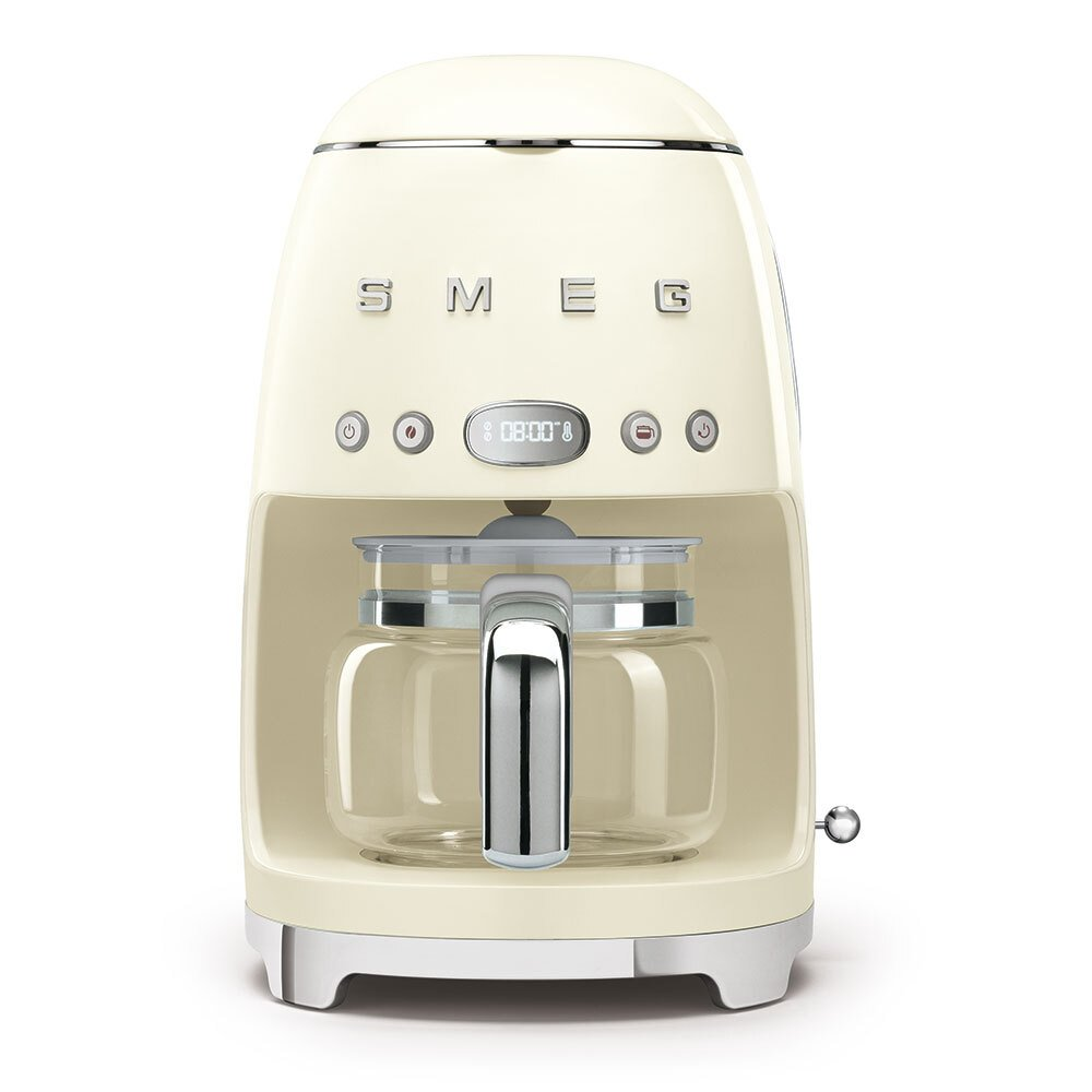 Smeg DCF02CRUK Retro Coffee Machine