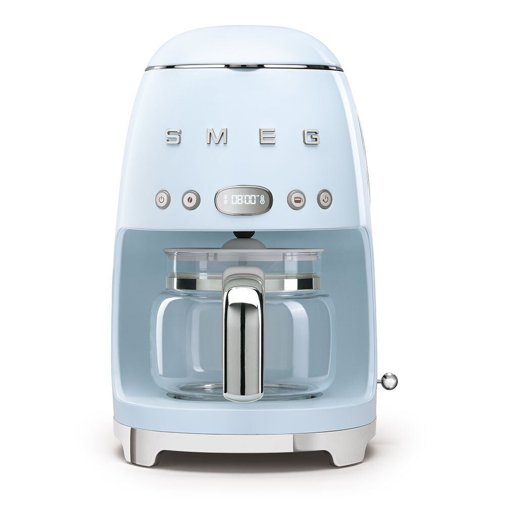 Smeg DCF02PBUK Retro Coffee Machine