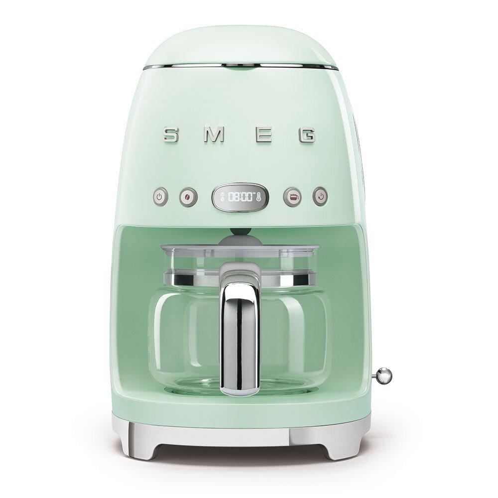 Smeg DCF02PGUK Retro Coffee Machine