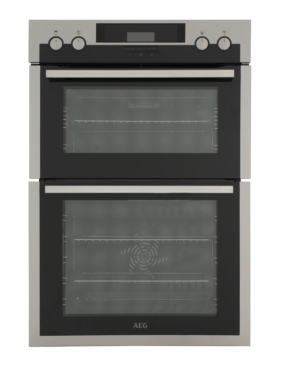 AEG DCS431110M SurroundCook Double Built In Electric Oven