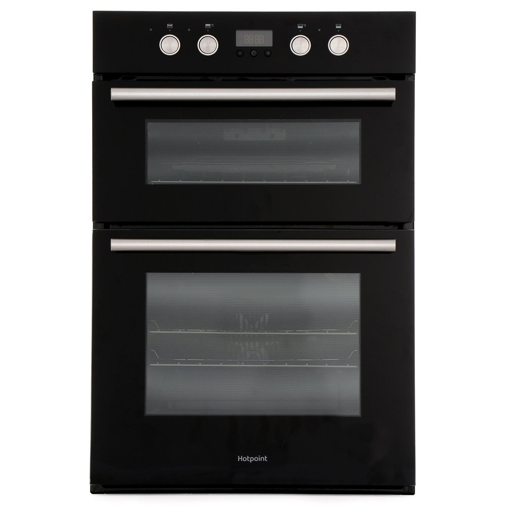 Hotpoint DD2844CBL Double Built In Electric Oven