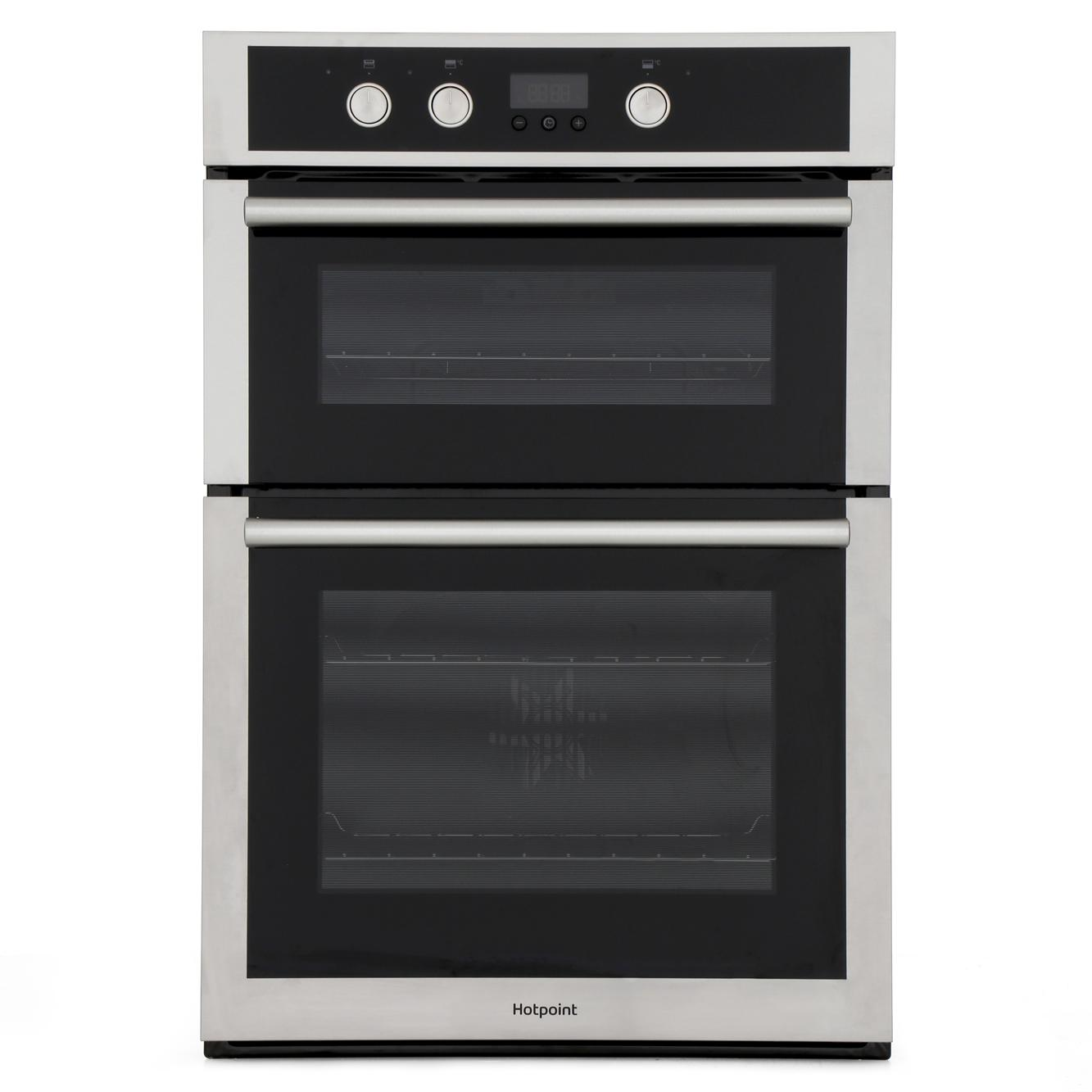Hotpoint DD4544JIX Double Built In Electric Oven