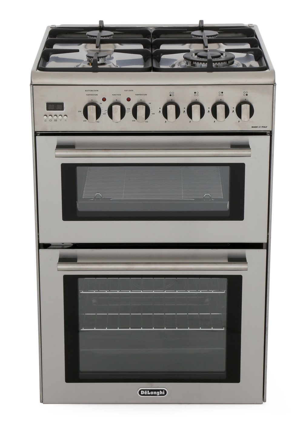 DeLonghi DDC 606-DF Dual Fuel Cooker