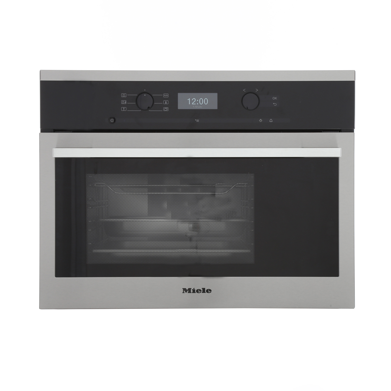 Miele ContourLine DG6300 CleanSteel Steam Oven