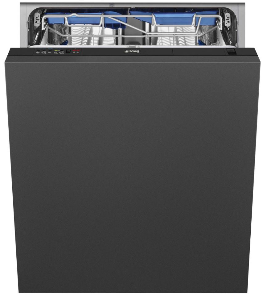 Smeg DI13EF2 Built In Fully Integrated Dishwasher