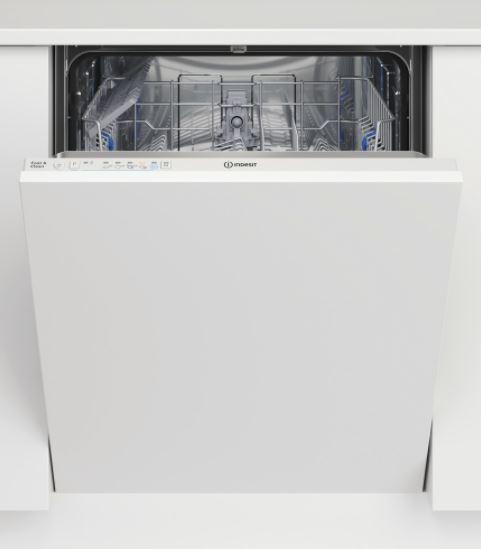 Indesit DIE 2B19 UK Built In Fully Integrated Dishwasher