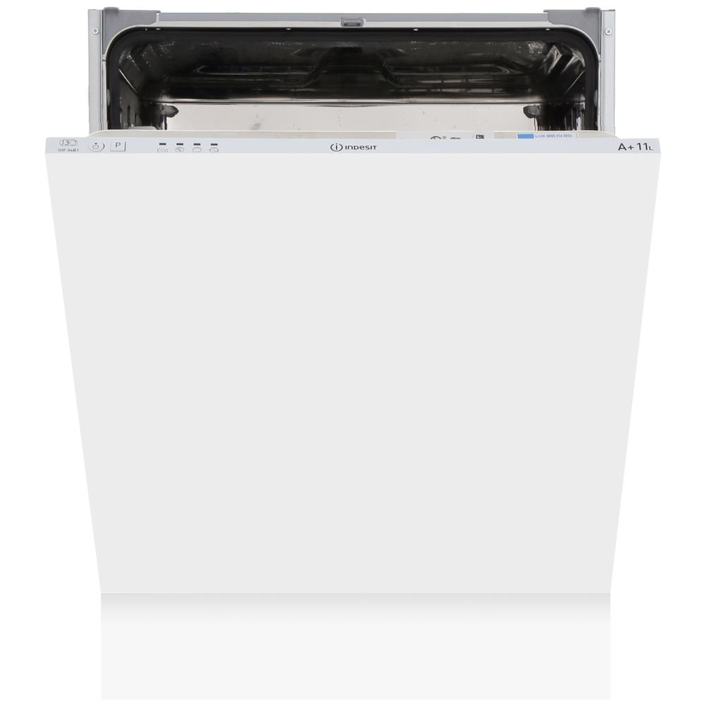 Indesit DIF04B1 Built In Fully Integrated Dishwasher