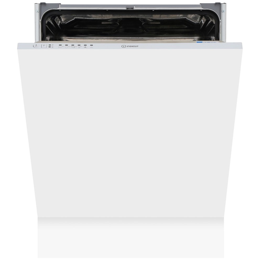 Indesit DIF16B1 Built In Fully Integrated Dishwasher
