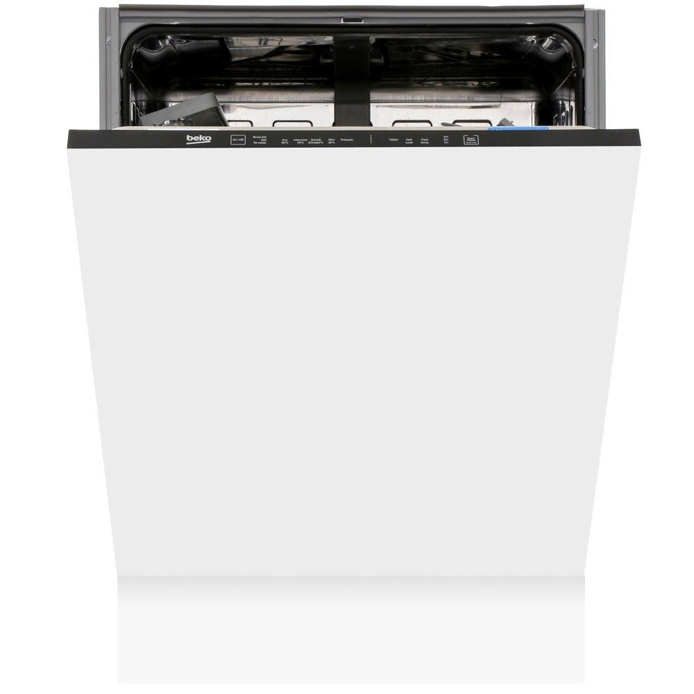 Beko DIN15C10 Built In Fully Integrated Dishwasher