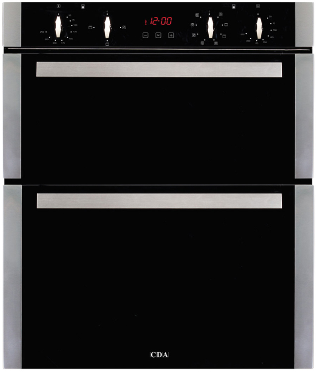 CDA DK751SS Double Built Under Electric Oven
