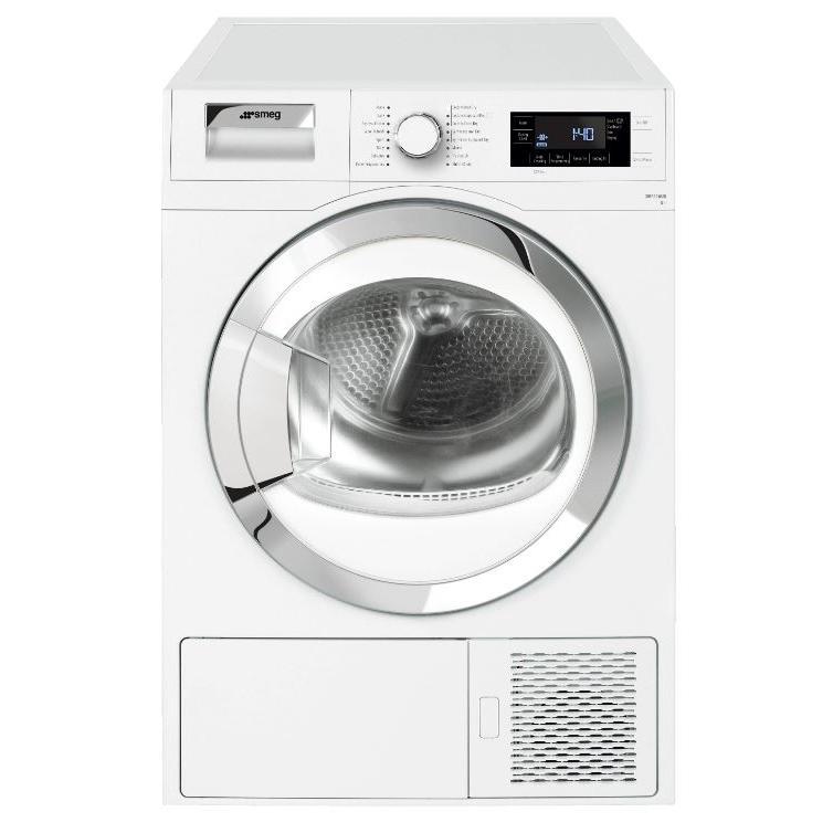 Smeg DRF81AUK Condenser Dryer with Heat Pump Technology