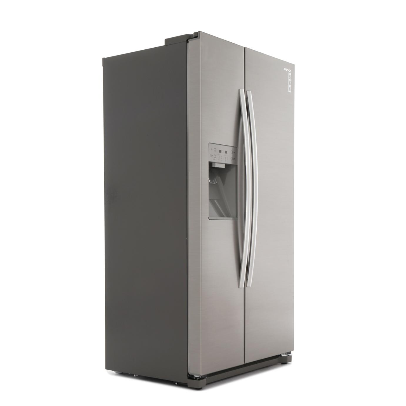 Buy Daewoo DRQ29DES American Fridge Freezer - Stainless Steel ...