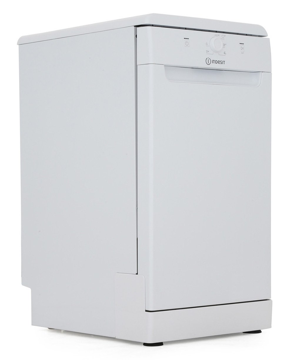 Buy Indesit Dsfe1b10 Slimline Dishwasher White Marks Electrical