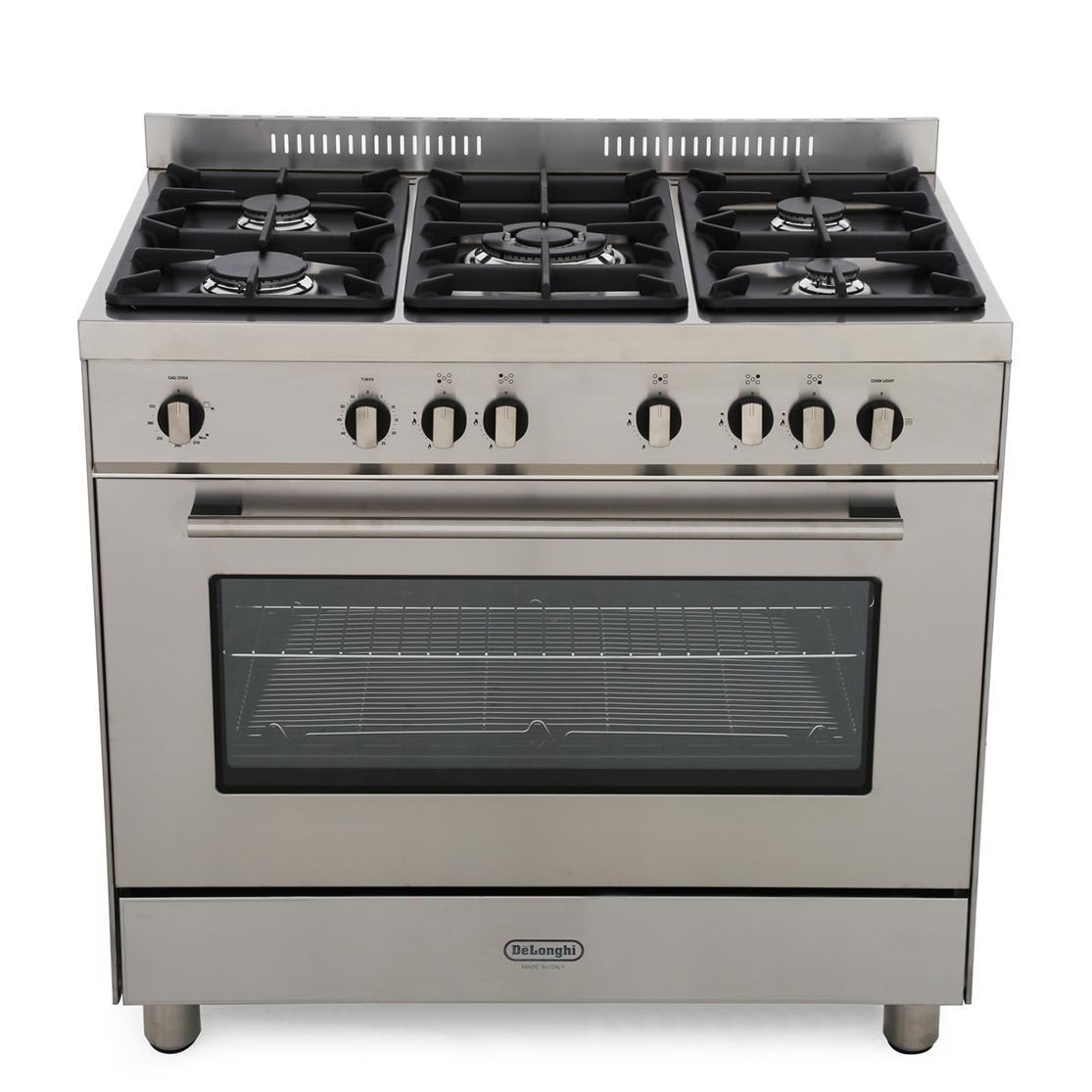 DeLonghi DSR906G 90cm Gas Range Cooker