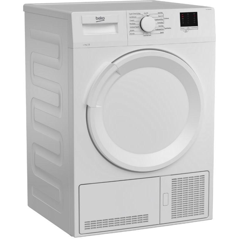 Beko DTLCE80041W Condenser Dryer