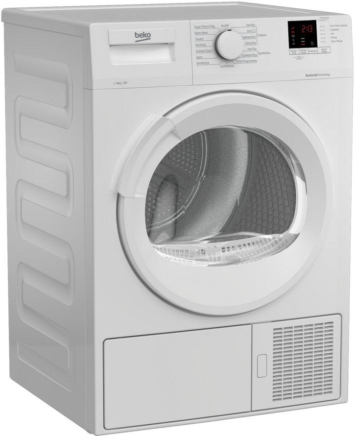 Beko DTLP81141W Condenser Dryer with Heat Pump Technology