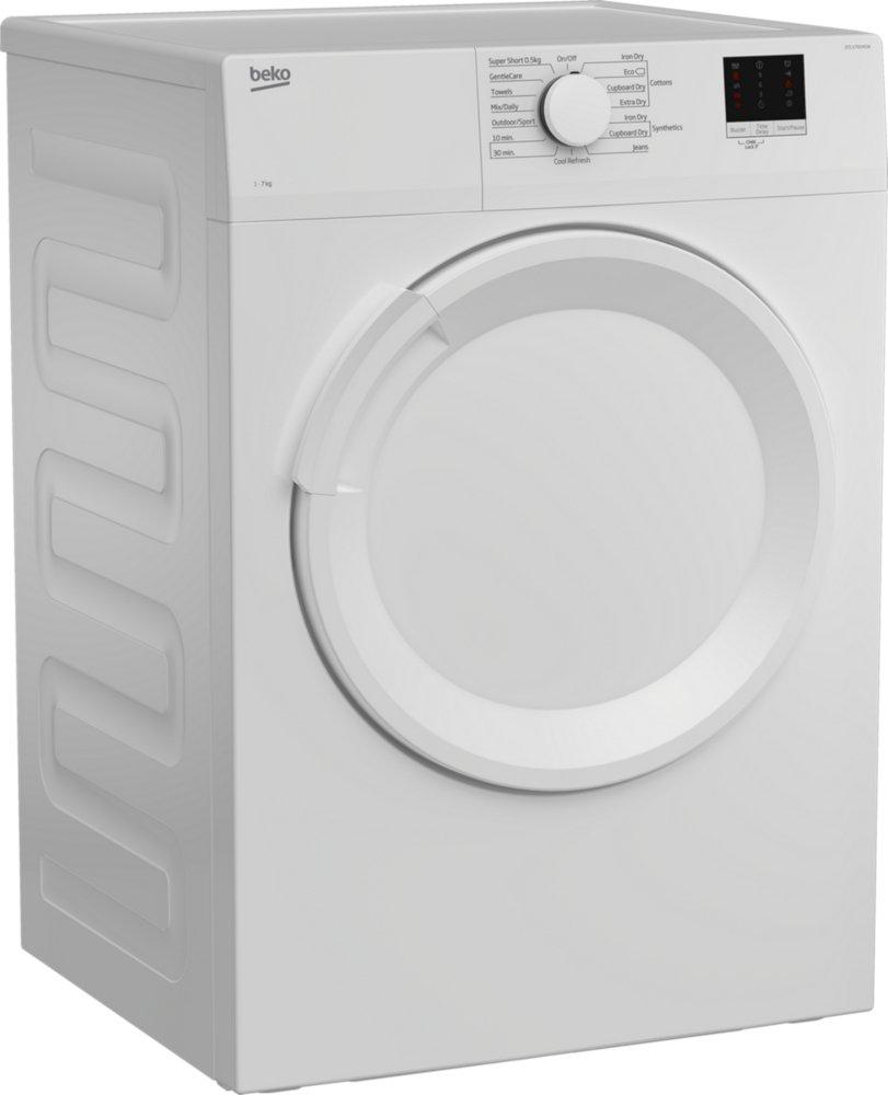 Beko DTLV70041W Vented Dryer