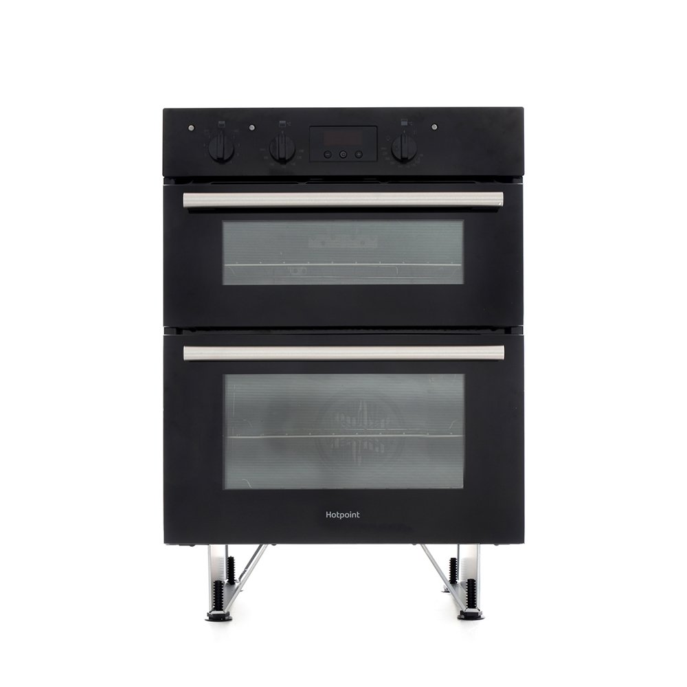 Hotpoint DU2540BL Double Built Under Electric Oven