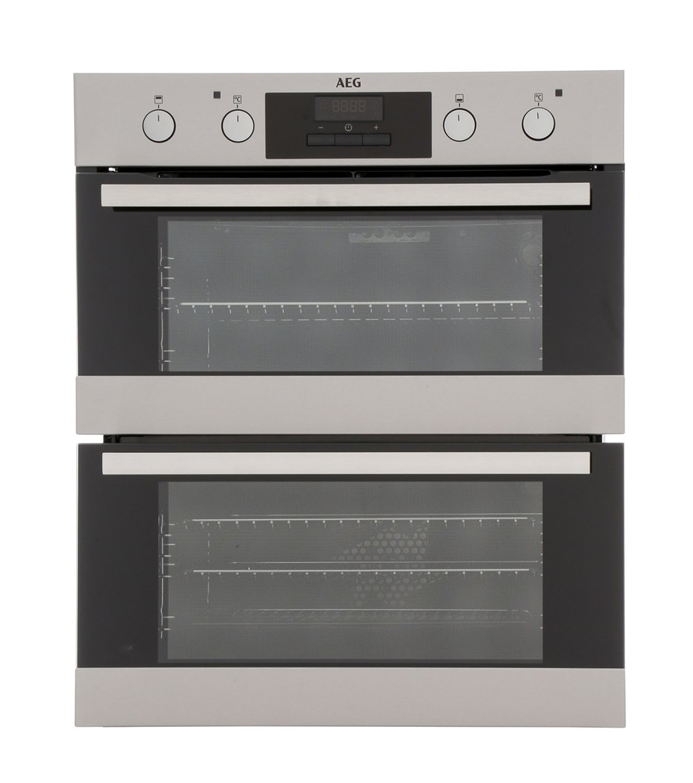 AEG DUB331110M Double Built Under Electric Oven