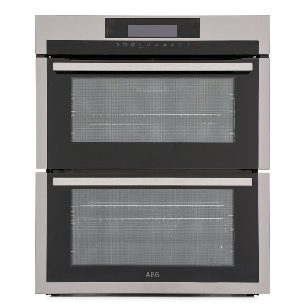 AEG DUE731110M SurroundCook Double Built Under Electric Oven