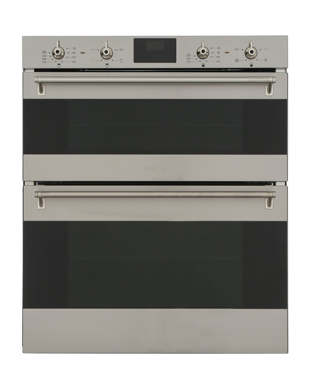 Smeg Classic DUSF6300X Double Built Under Electric Oven
