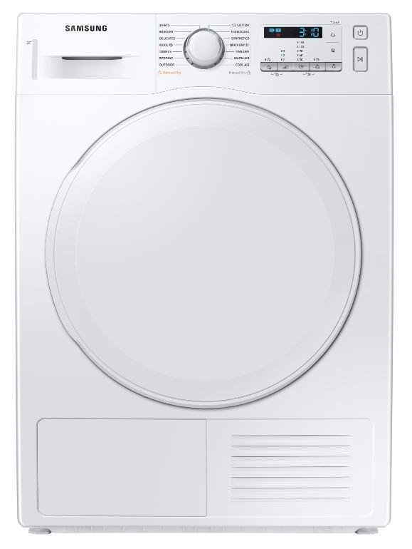 Samsung DV80TA020DW/EU Condenser Dryer