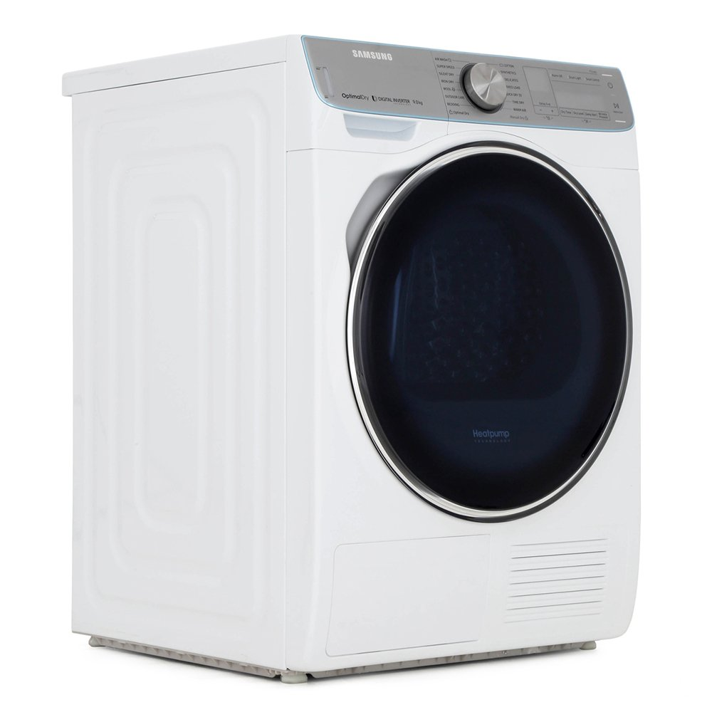 Samsung DV90N8289AW/EU Condenser Dryer with Heat Pump Technology