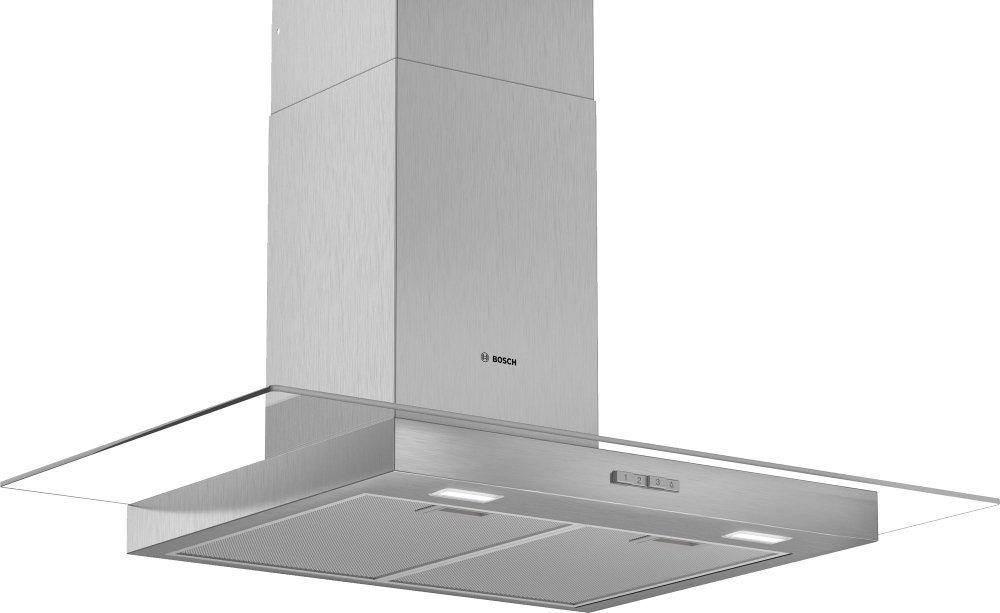 Bosch Serie 2 DWG94BC50B 90cm Chimney Hood