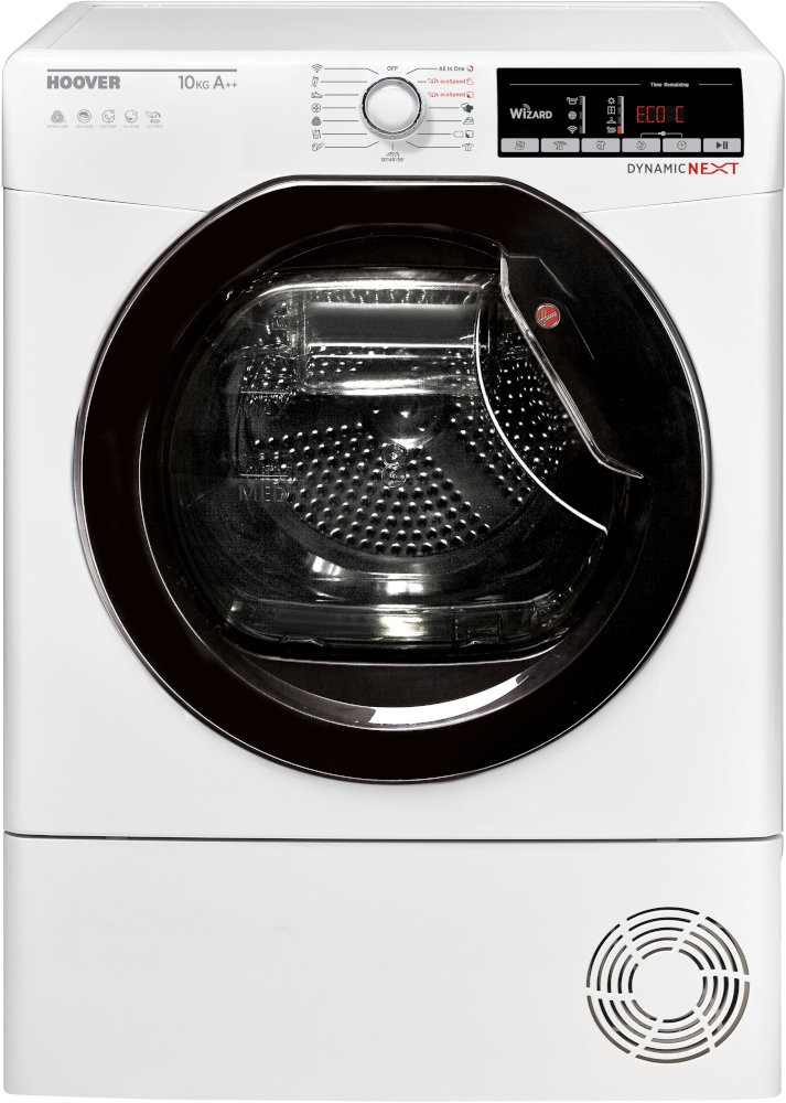 Hoover DXOHY10A2TKEXS Condenser Dryer with Heat Pump Technology