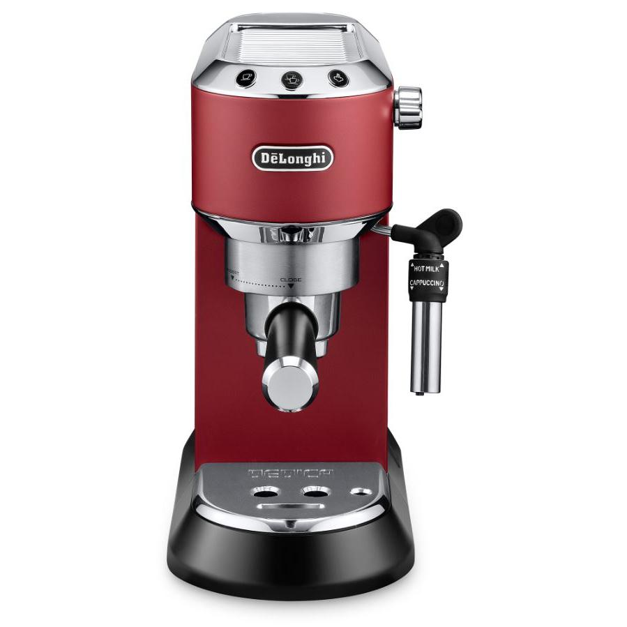 DeLonghi Dedica Style EC685.R Pump Espresso Coffee Machine