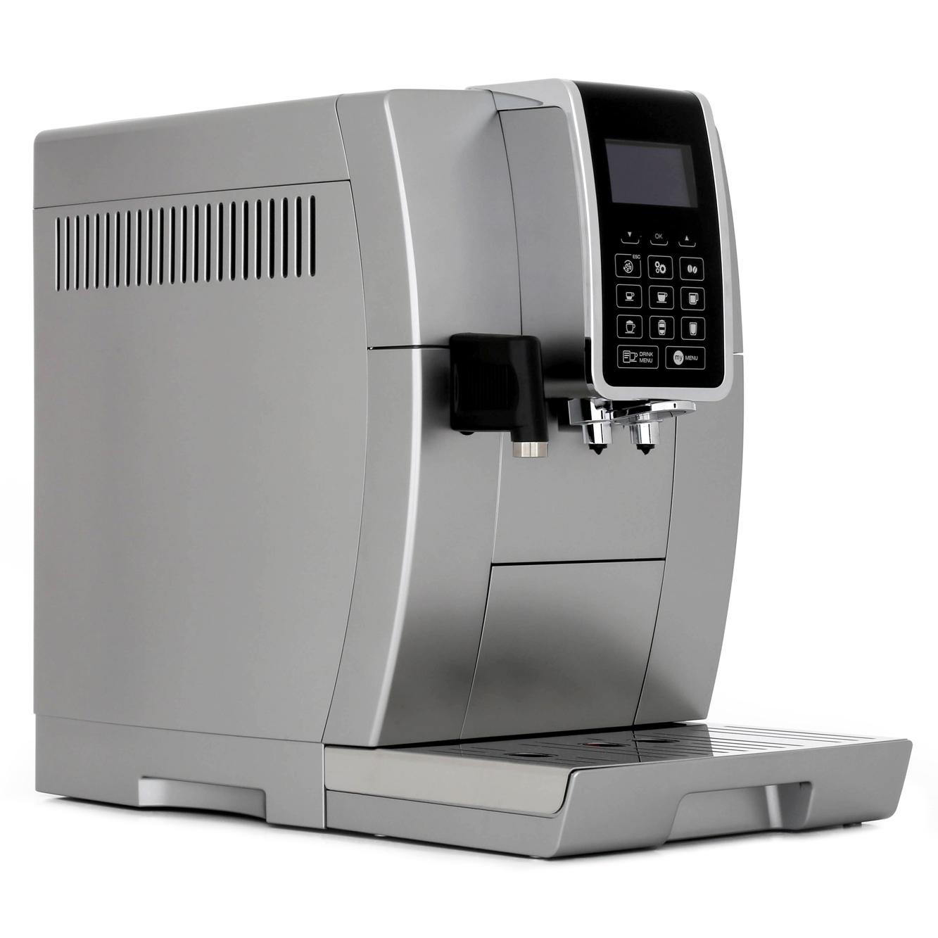 DeLonghi ECAM350.75.S Dinamica Bean to Cup Espresso Machine