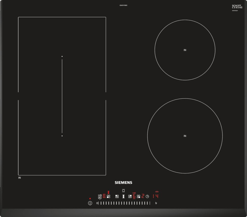 Siemens iQ500 ED651FSB5E Induction Hob