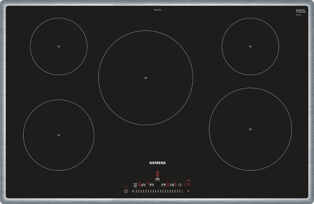 Siemens iQ100 EH845FVB1E Induction Hob