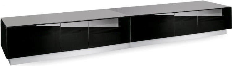Alphason EMTMOD2500BLK Element Modular TV Cabinet