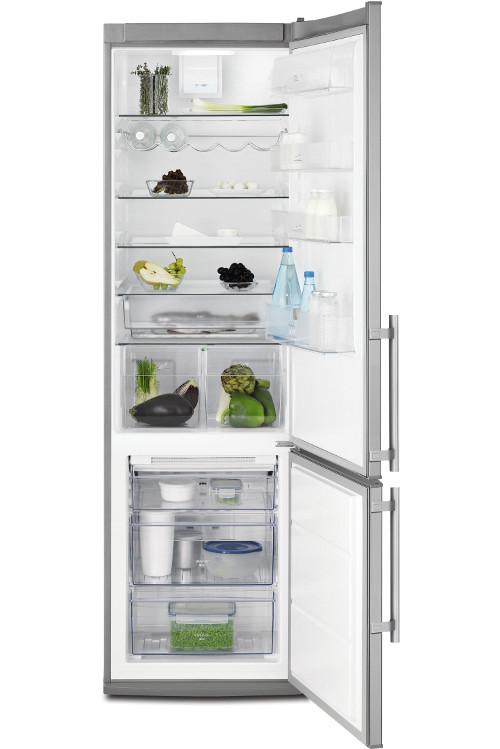 Superior Electrolux EN3851AOX Fridge Freezer