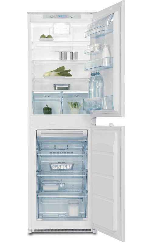 electrolux enn26800 integrated fridge freezer