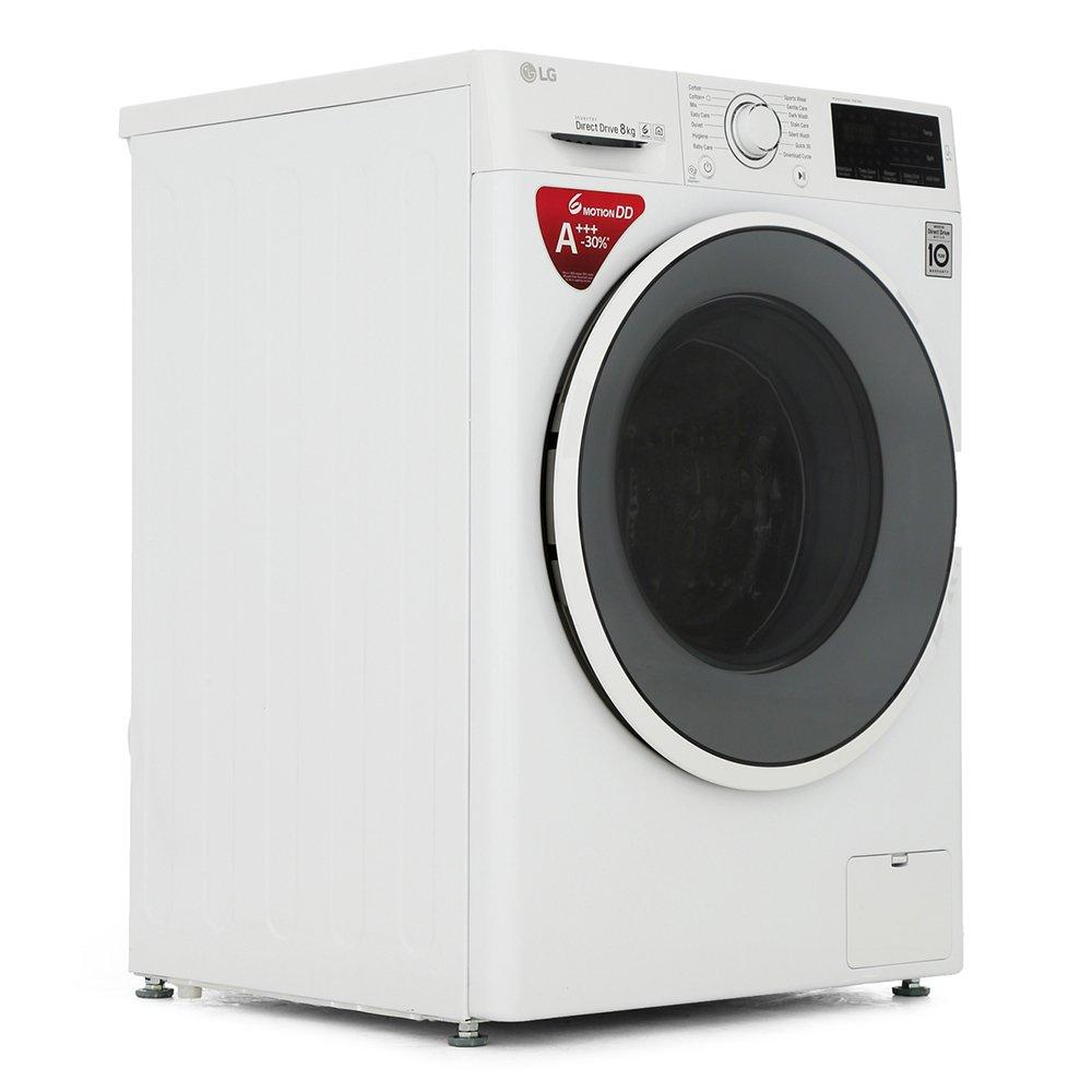 LG F4J608WN Washing Machine