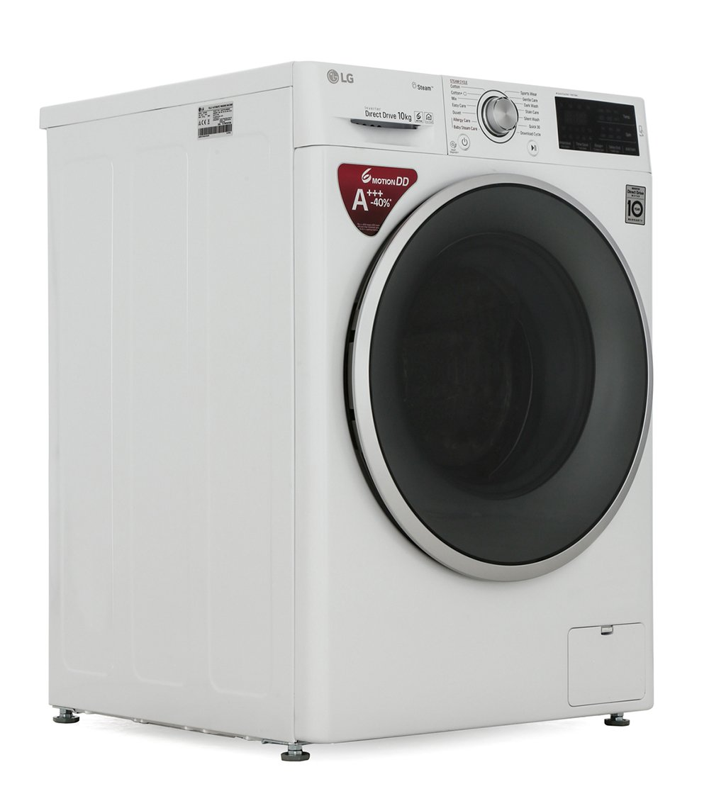 LG F4J610WS Washing Machine