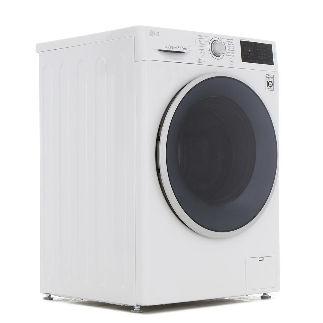 LG F4J6TM1W Condensor Washer Dryer With Smart ThinQ Connectivity
