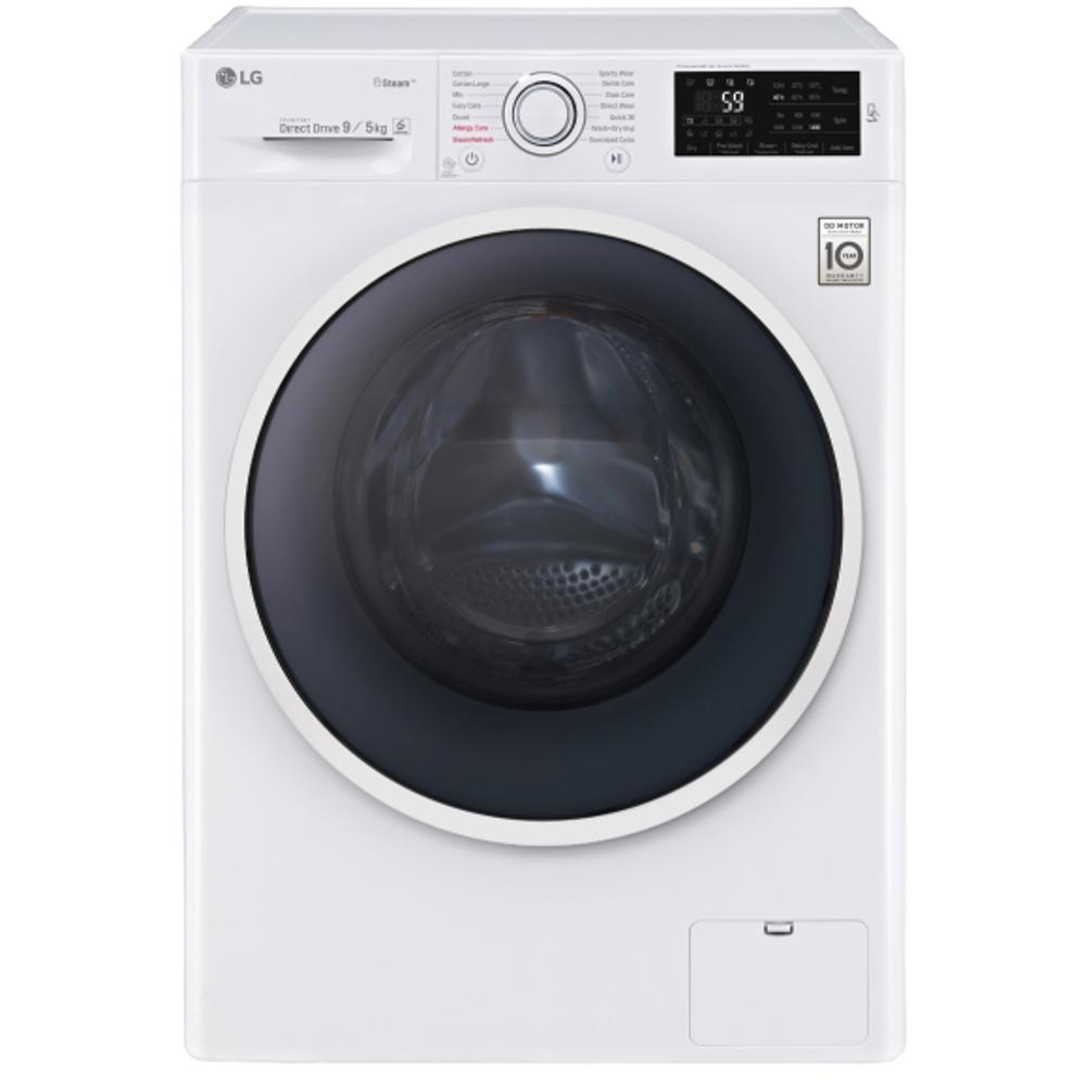 LG F4J6VG0W Washer Dryer With Inverter Direct Drive