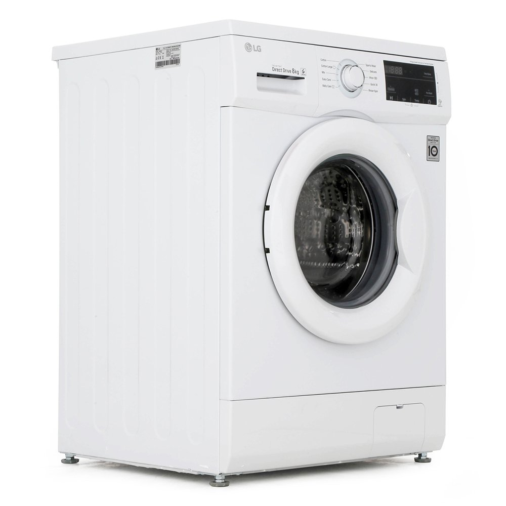 LG F4MT08W 6 Motion DirectDrive 8kg Washing Machine