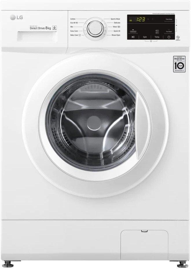 LG F4MT08WE Washing Machine