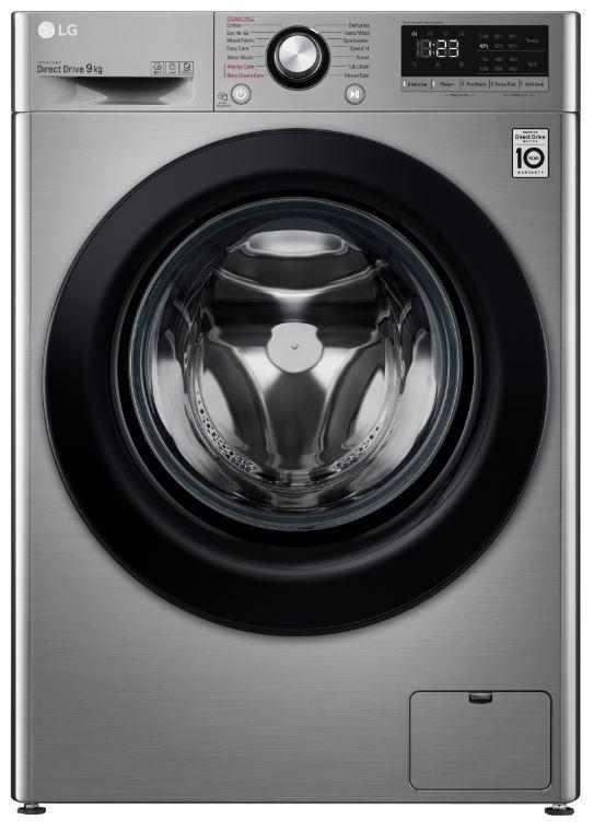 LG F4V309SSE Washing Machine